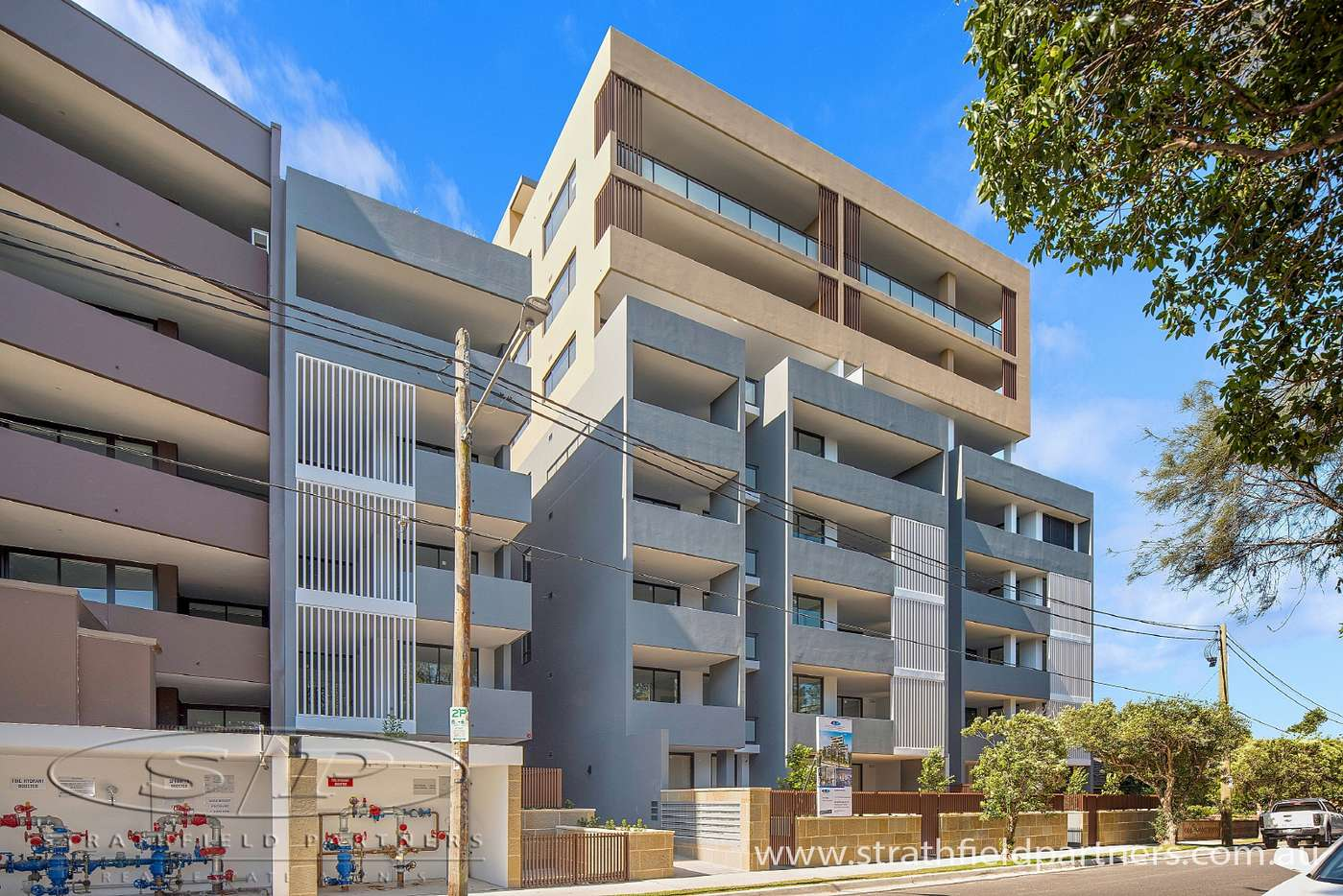 Main view of Homely apartment listing, 37-39 Loftus Crescent, Homebush, NSW 2140