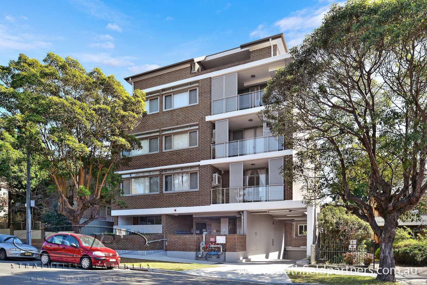 Main view of Homely apartment listing, 13/21 Beresford Road, Strathfield, NSW 2135