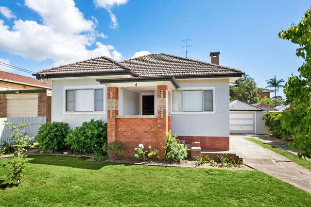 4 Reserve Street, West Wollongong NSW 2500