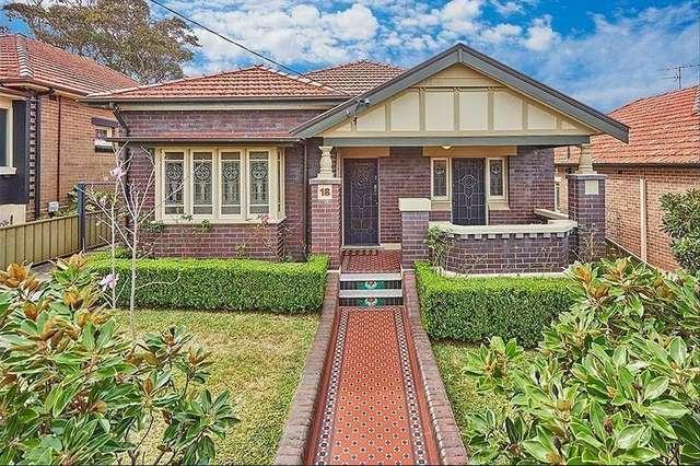 18 Hugh Avenue, Dulwich Hill NSW 2203