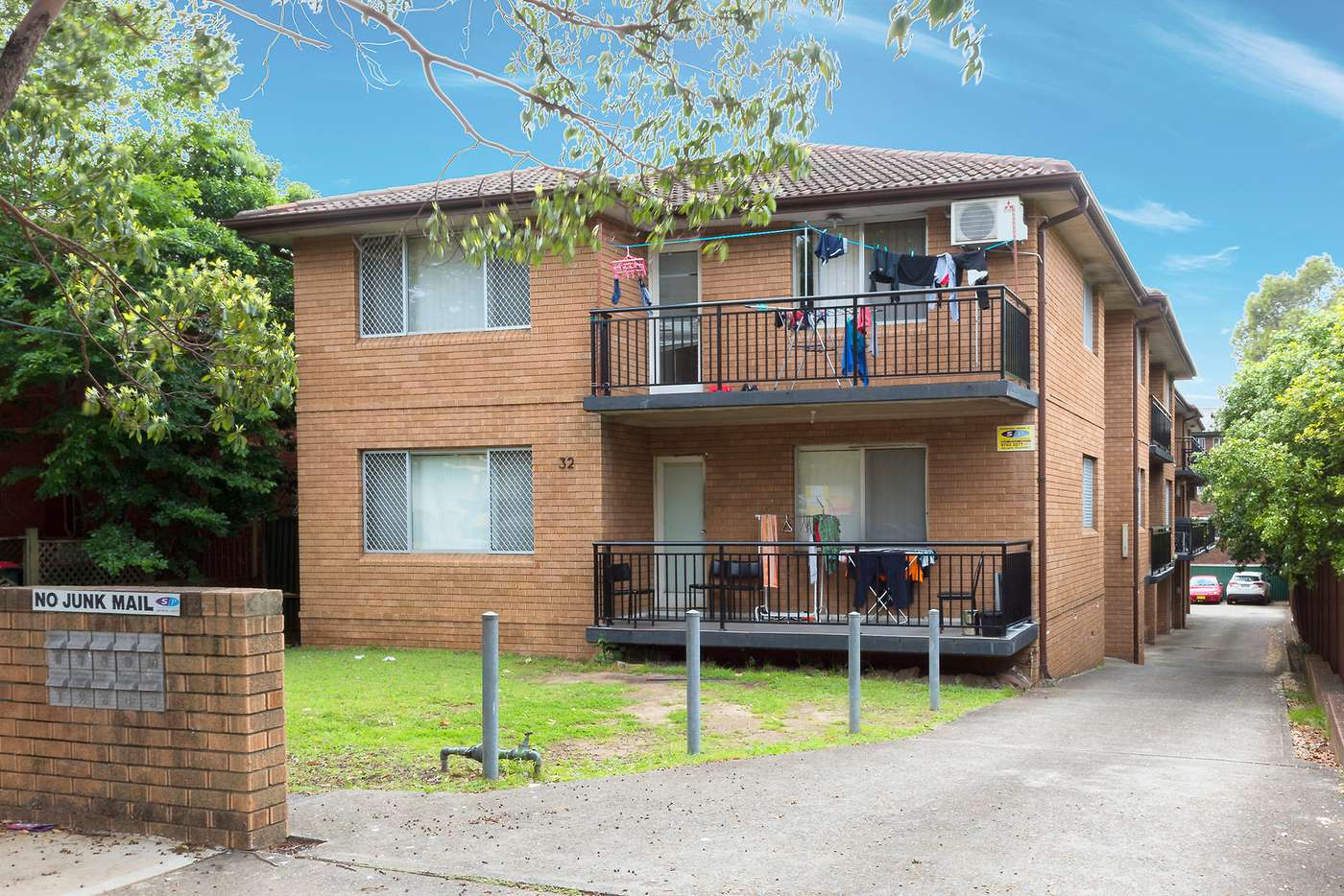 Main view of Homely unit listing, 10/32 Henley Road, Homebush West NSW 2140