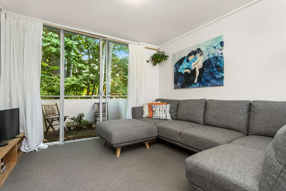 Second view of Homely apartment listing, 16/60 Oshanassy Street, North Melbourne VIC 3051