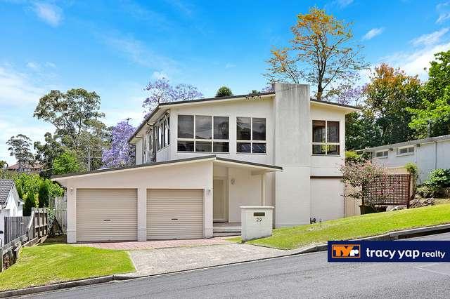 29 Telfer Road, Castle Hill NSW 2154