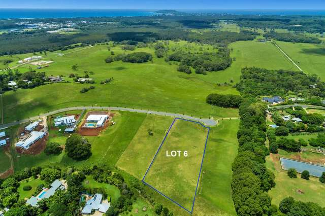 Lot 6, 44 Scenic Vista, Ewingsdale NSW 2481