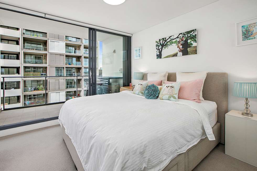 Fourth view of Homely apartment listing, 808/38 Atchison Street, St Leonards NSW 2065