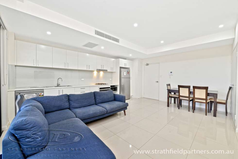 Second view of Homely apartment listing, 6/70-72 Park Road, Homebush NSW 2140