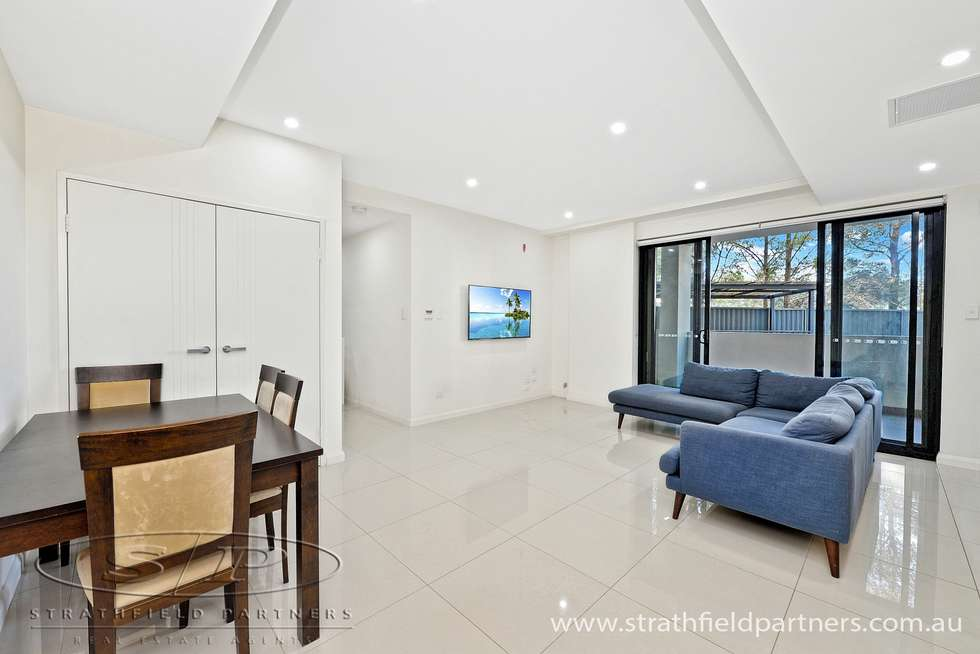 Third view of Homely apartment listing, 6/70-72 Park Road, Homebush NSW 2140