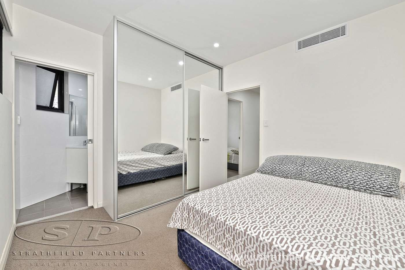 Fifth view of Homely apartment listing, 6/70-72 Park Road, Homebush NSW 2140