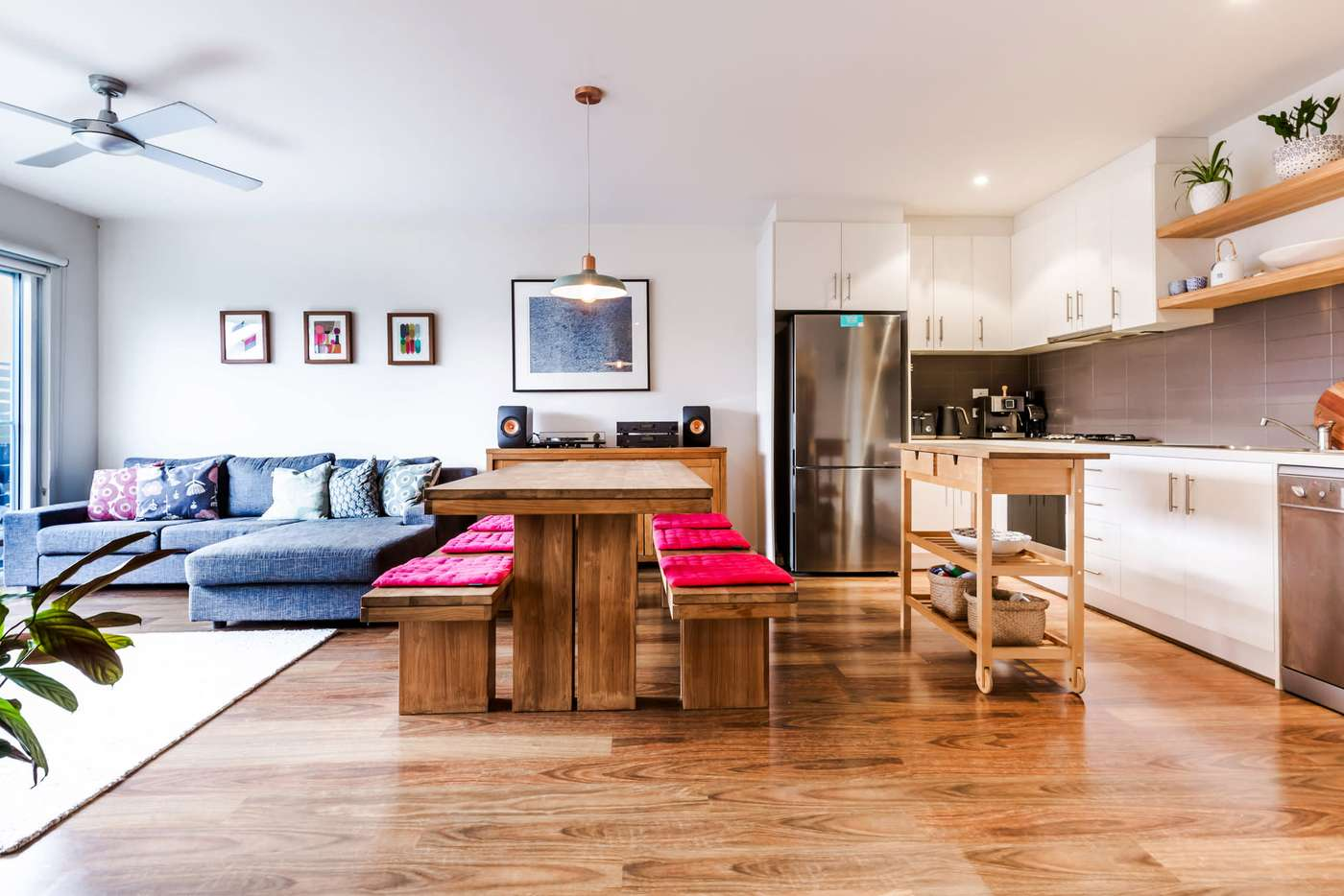 Main view of Homely apartment listing, 14/23 Pickett Street, Footscray VIC 3011