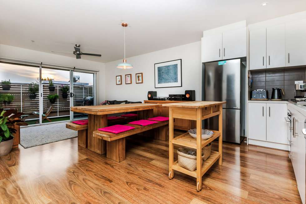 Second view of Homely apartment listing, 14/23 Pickett Street, Footscray VIC 3011