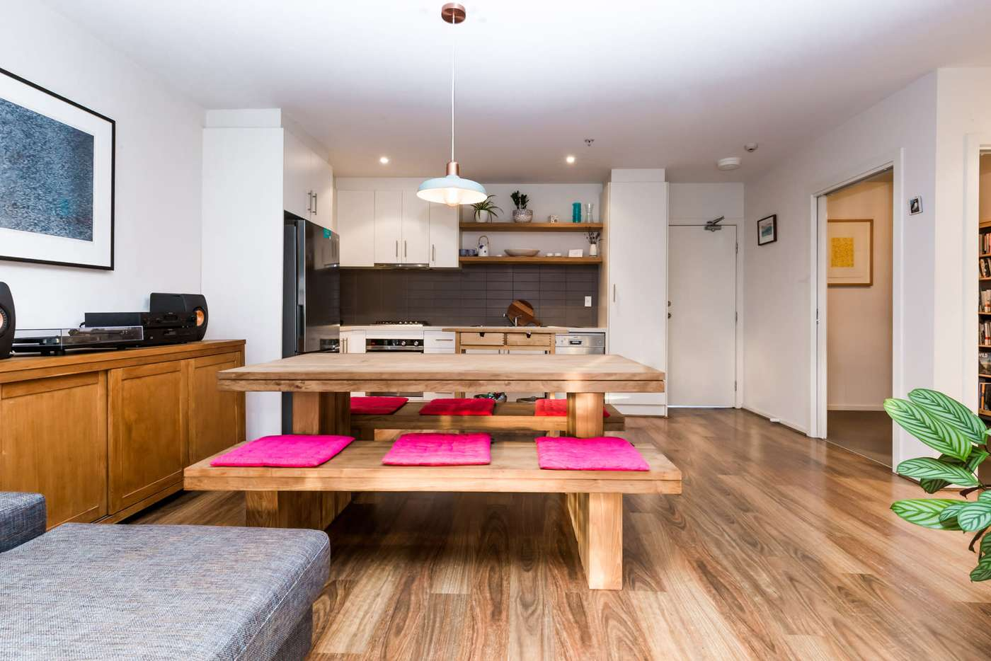 Fifth view of Homely apartment listing, 14/23 Pickett Street, Footscray VIC 3011