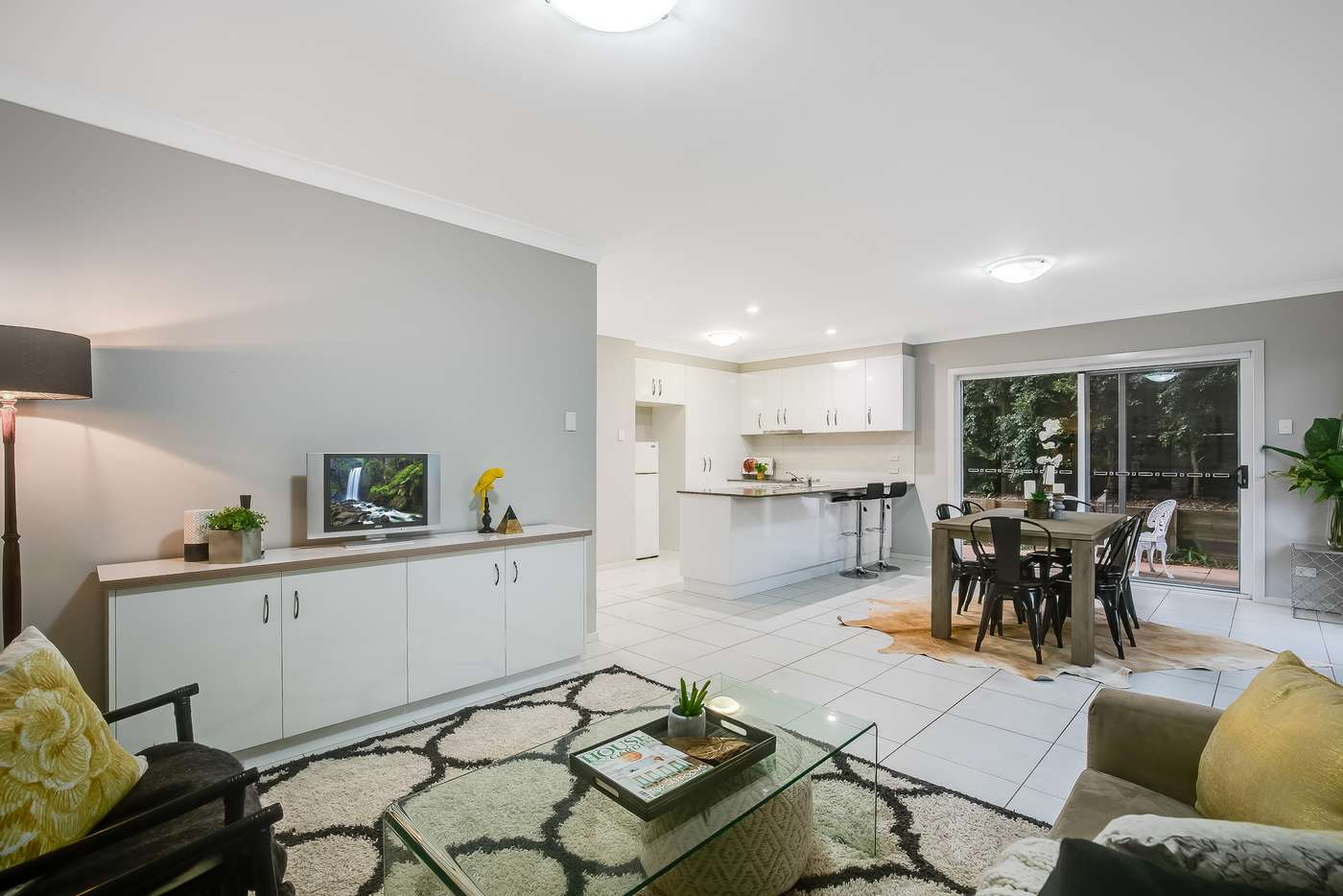 Main view of Homely unit listing, 2/5 Messines Street, Harlaxton QLD 4350
