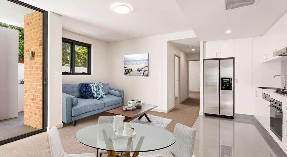 G01/1-15 West Street, Petersham NSW 2049