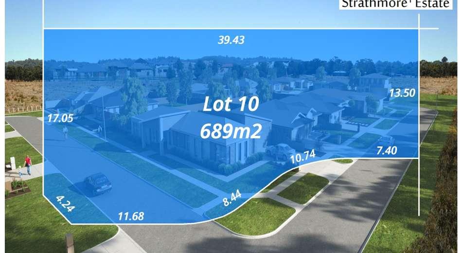 Lot 10 Strathmore Court, Strathfieldsaye VIC 3551