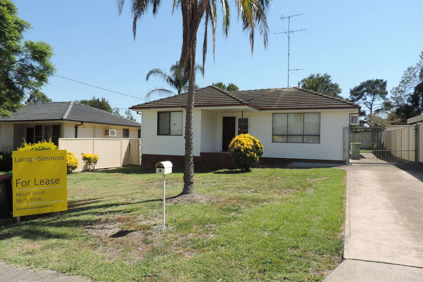 Main view of Homely house listing, 4 Blain Street, Toongabbie NSW 2146