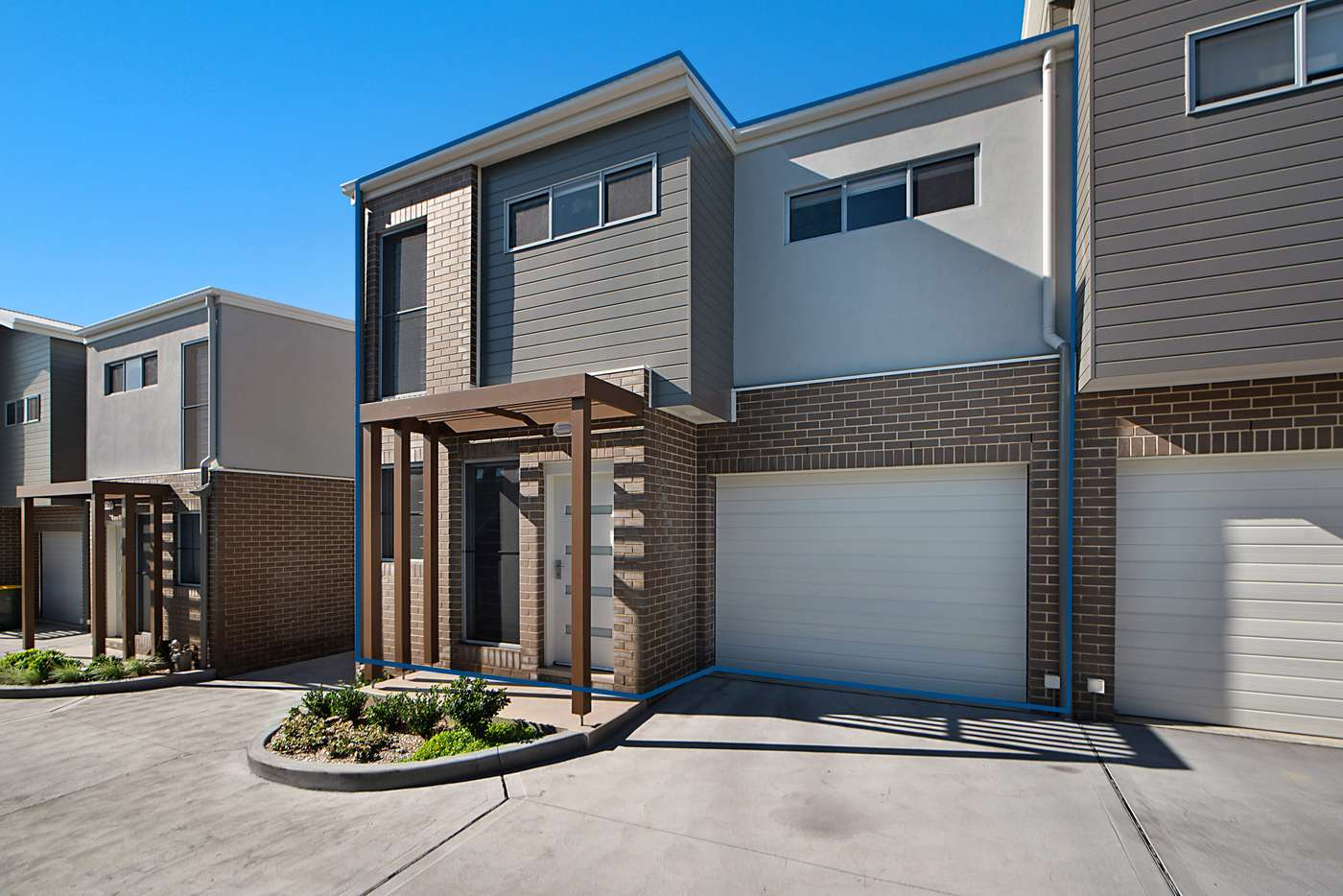 Main view of Homely townhouse listing, 2/25 Queens Road, New Lambton NSW 2305