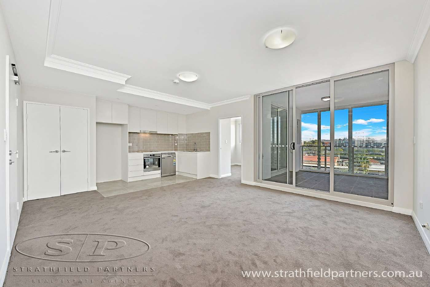 Main view of Homely apartment listing, 43/27-29 Burwood Road, Burwood, NSW 2134