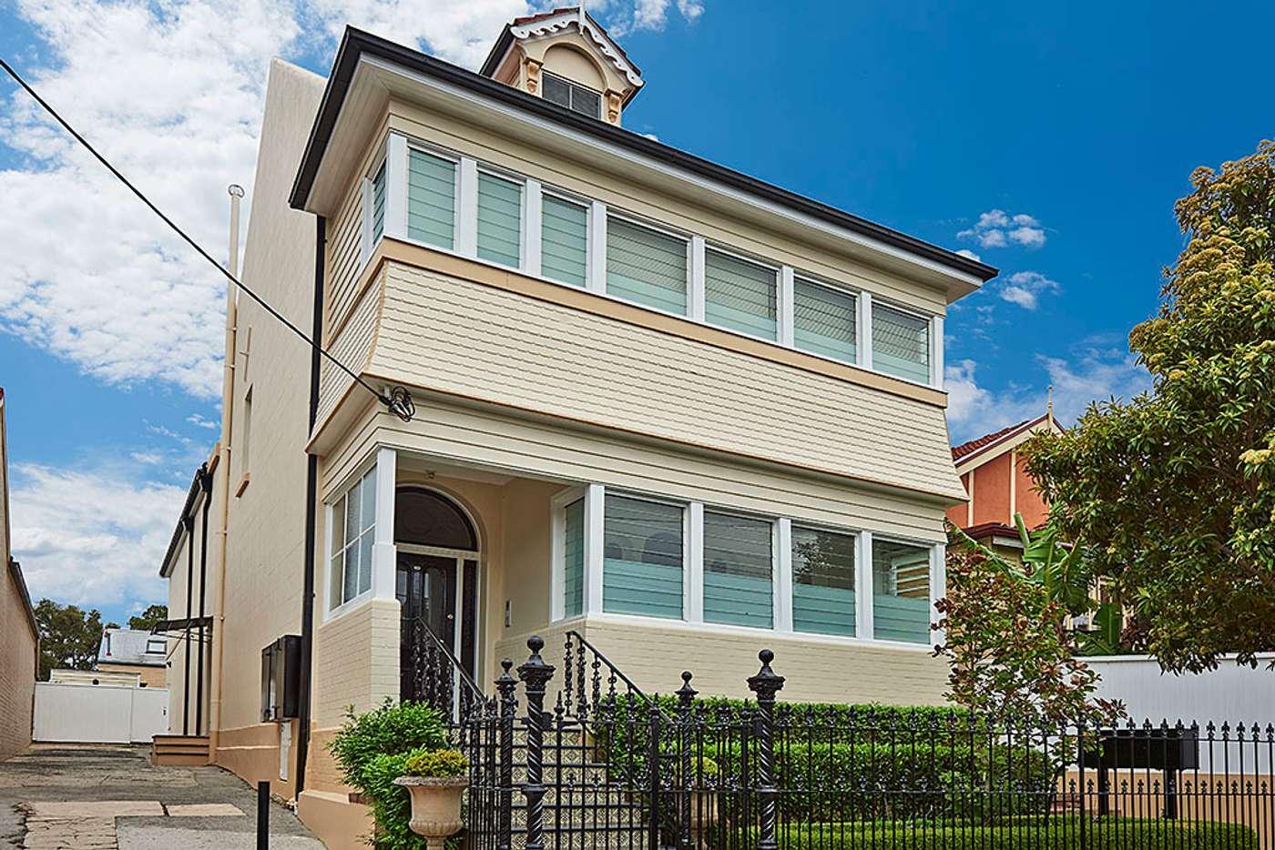 Main view of Homely blockOfUnits listing, 12 Albert Street, Petersham NSW 2049