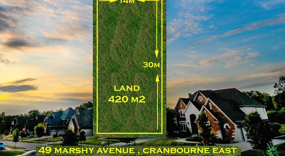 49 Marshy Avenue, Cranbourne East VIC 3977