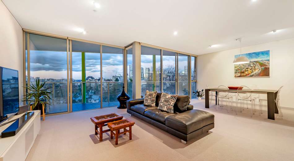 602/8 Distillery Drive, Pyrmont NSW 2009