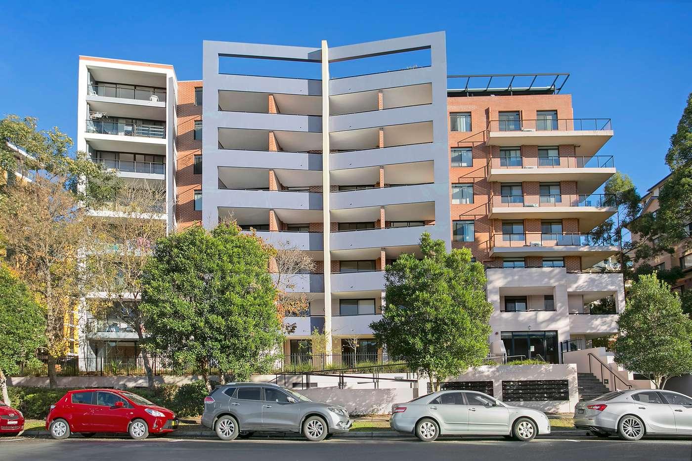 Main view of Homely apartment listing, 1205/41-45 Waitara Avenue, Waitara, NSW 2077