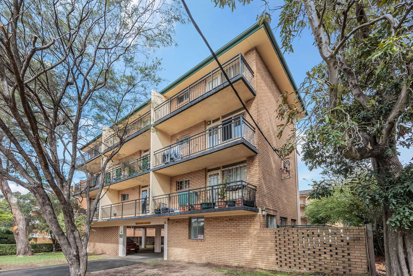 Fourth view of Homely studio listing, 28/4 Bank Street, Meadowbank NSW 2114