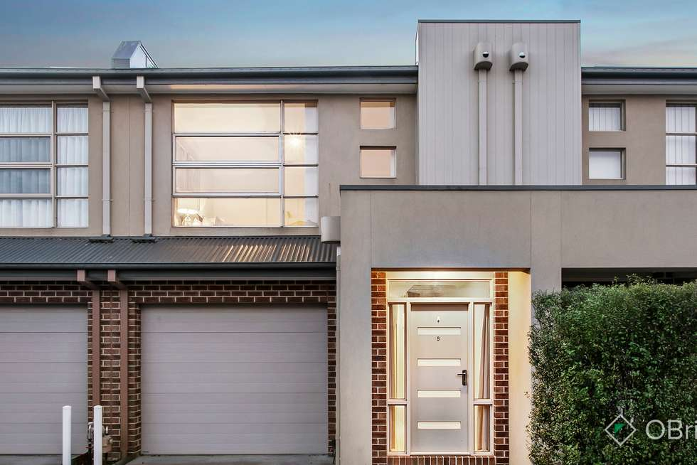 Fourth view of Homely house listing, 5/16-20 Honeysuckle Close, Pakenham VIC 3810