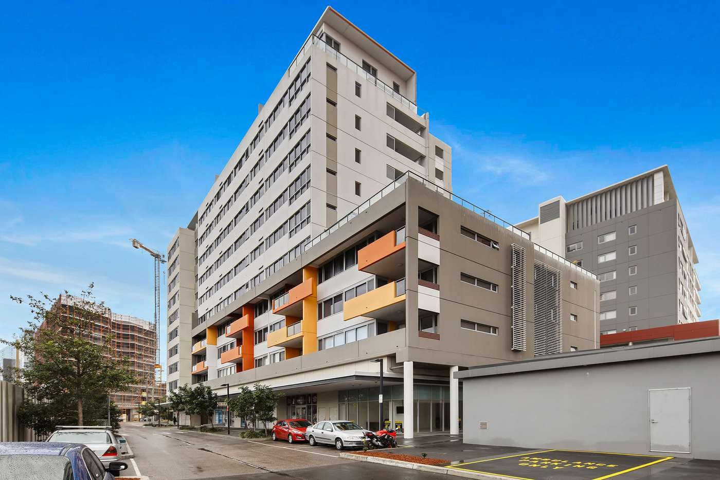 Fifth view of Homely apartment listing, 601/103 Forest Road, Hurstville NSW 2220