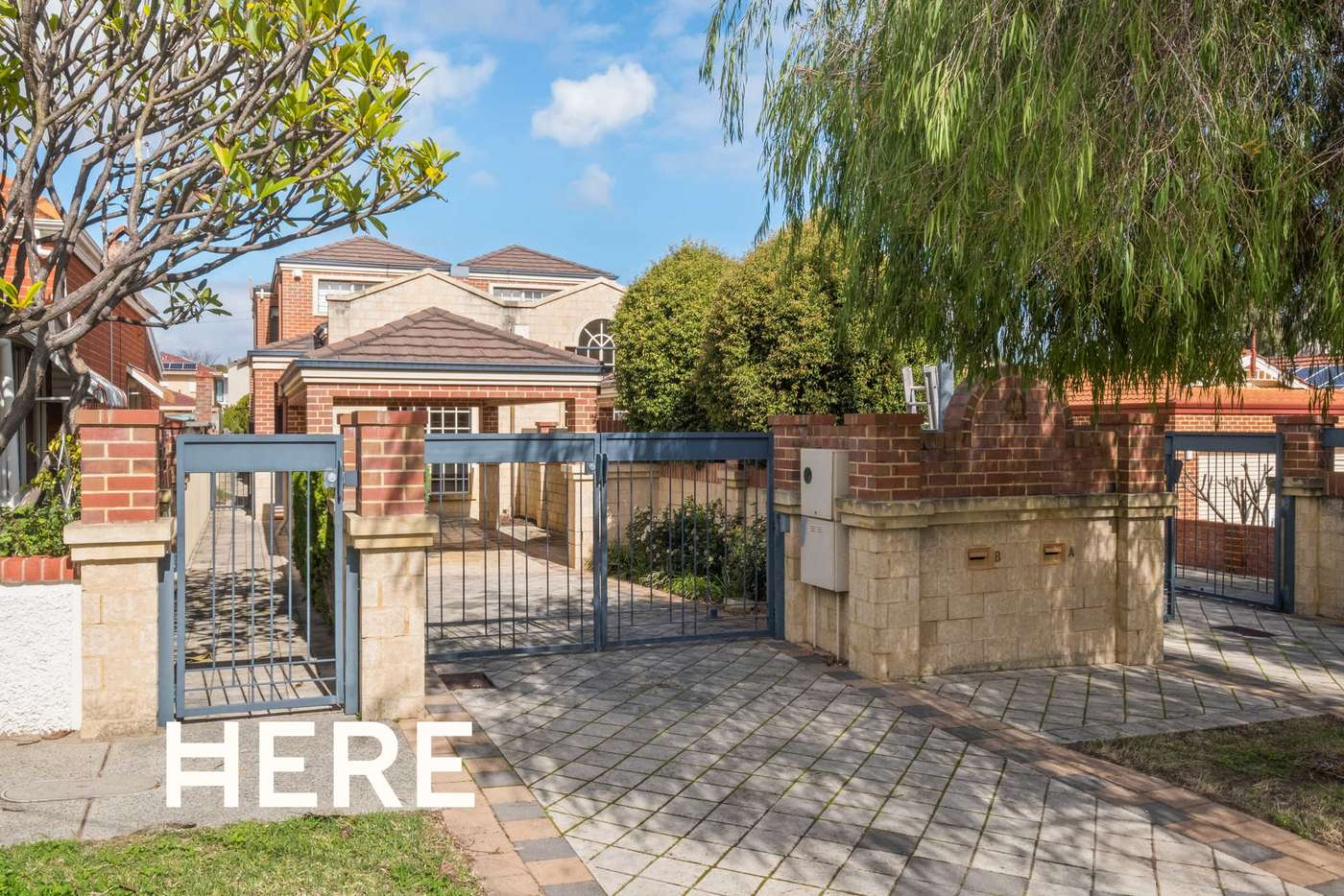 Main view of Homely townhouse listing, 41B Galwey Street, Leederville WA 6007