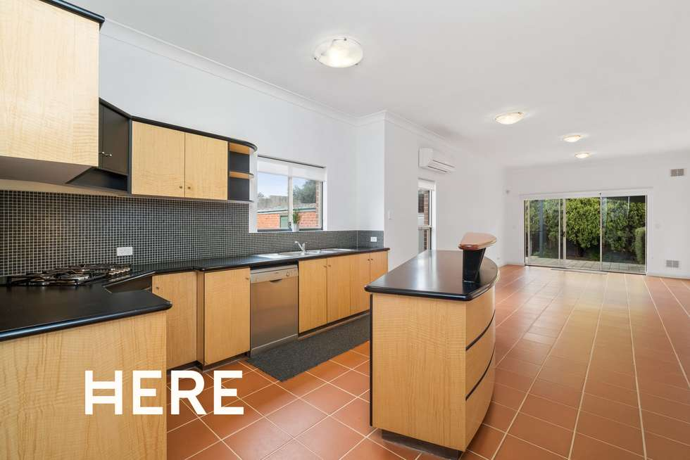 Second view of Homely townhouse listing, 41B Galwey Street, Leederville WA 6007