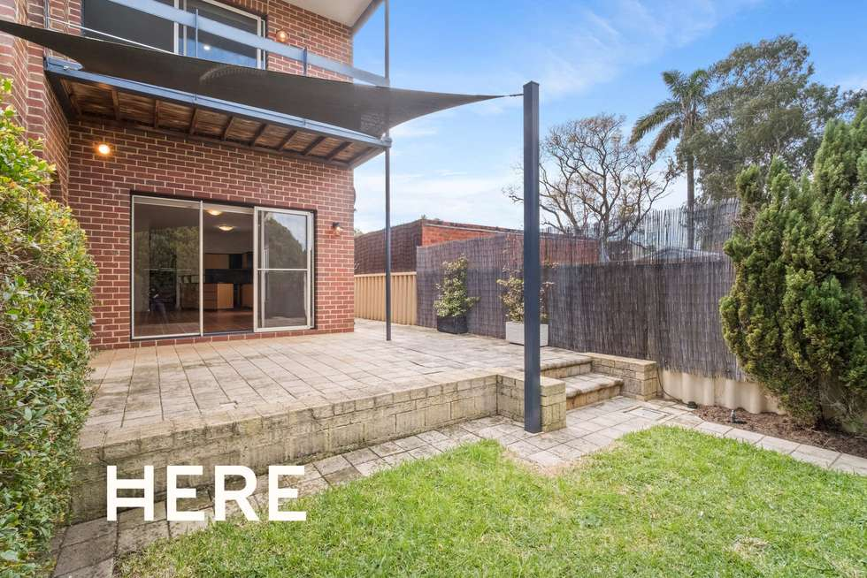 Fourth view of Homely townhouse listing, 41B Galwey Street, Leederville WA 6007