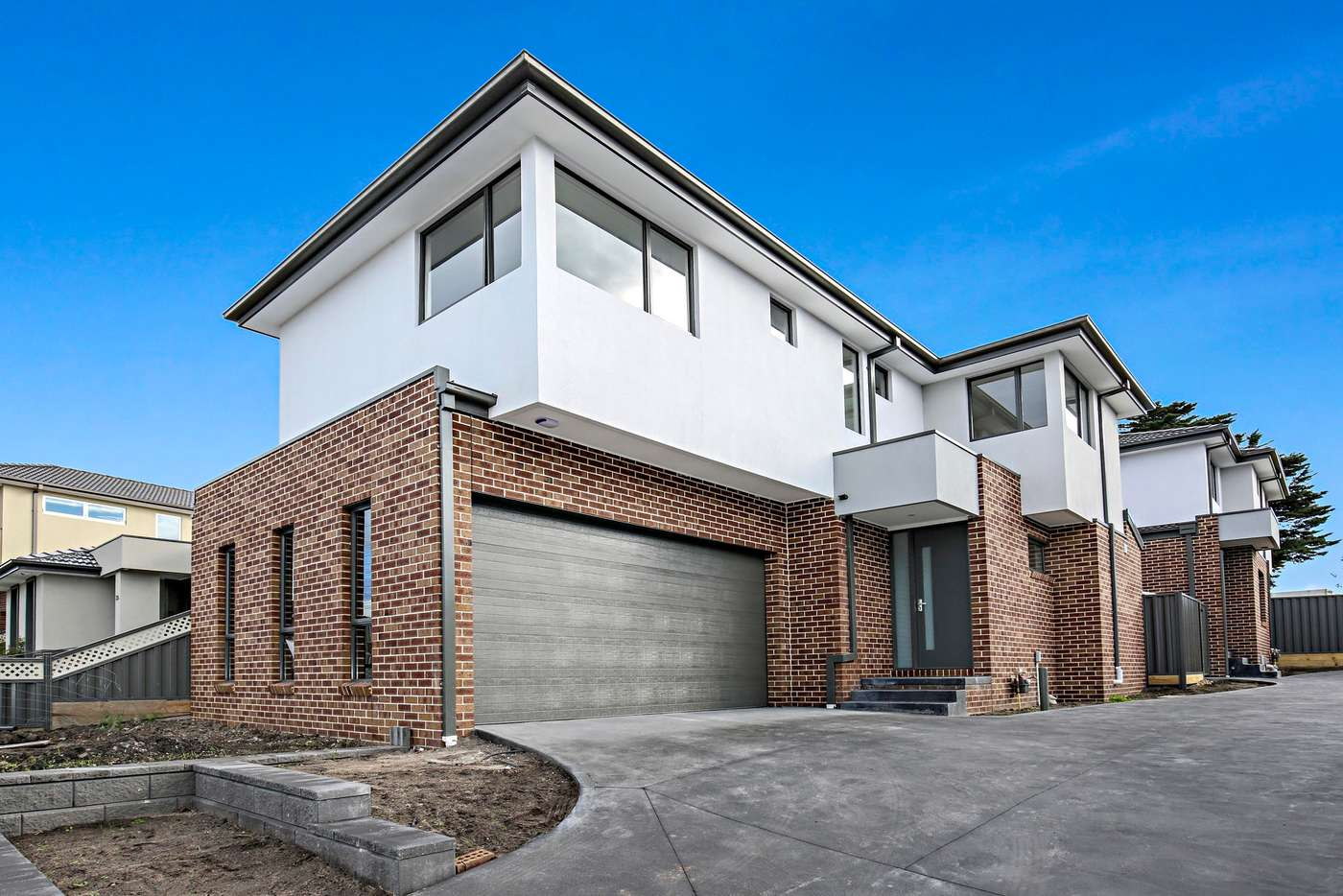 Main view of Homely townhouse listing, 1/28 Fairway Court (Enter from Warrenwood Place), Bundoora VIC 3083