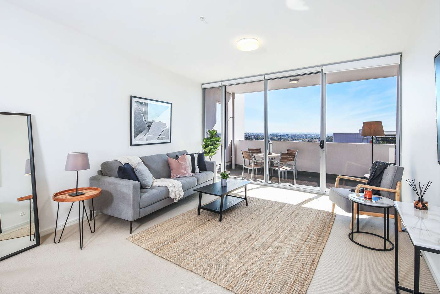 Main view of Homely apartment listing, 801A/1 Jack Brabham Drive, Hurstville NSW 2220