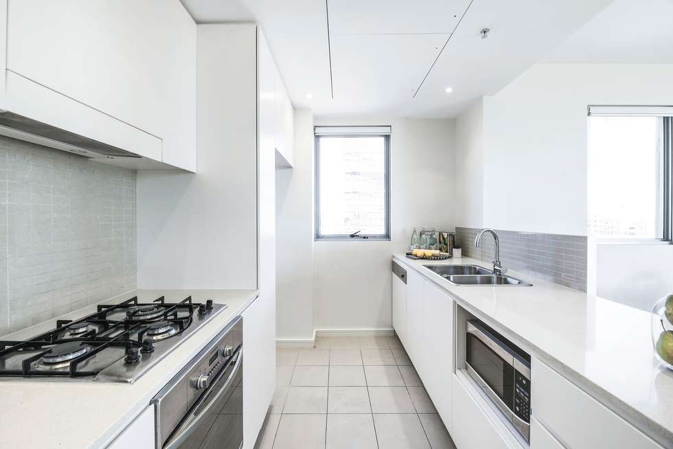 Third view of Homely apartment listing, 801A/1 Jack Brabham Drive, Hurstville NSW 2220