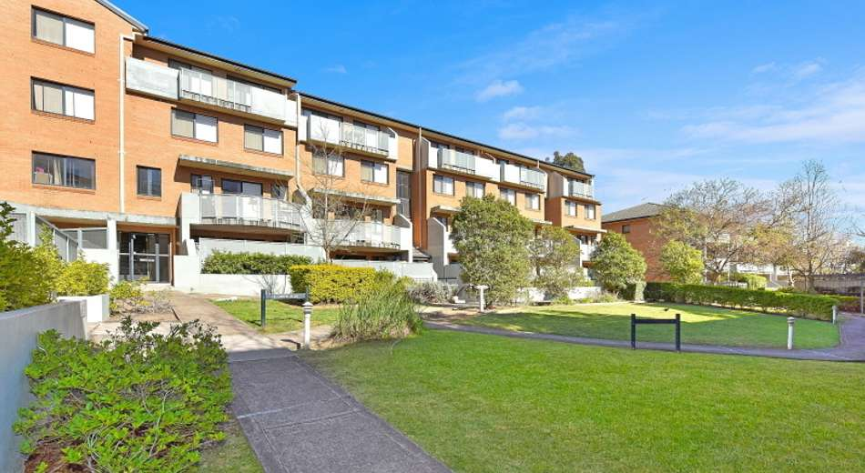 36/68 Courallie Avenue, Homebush West NSW 2140
