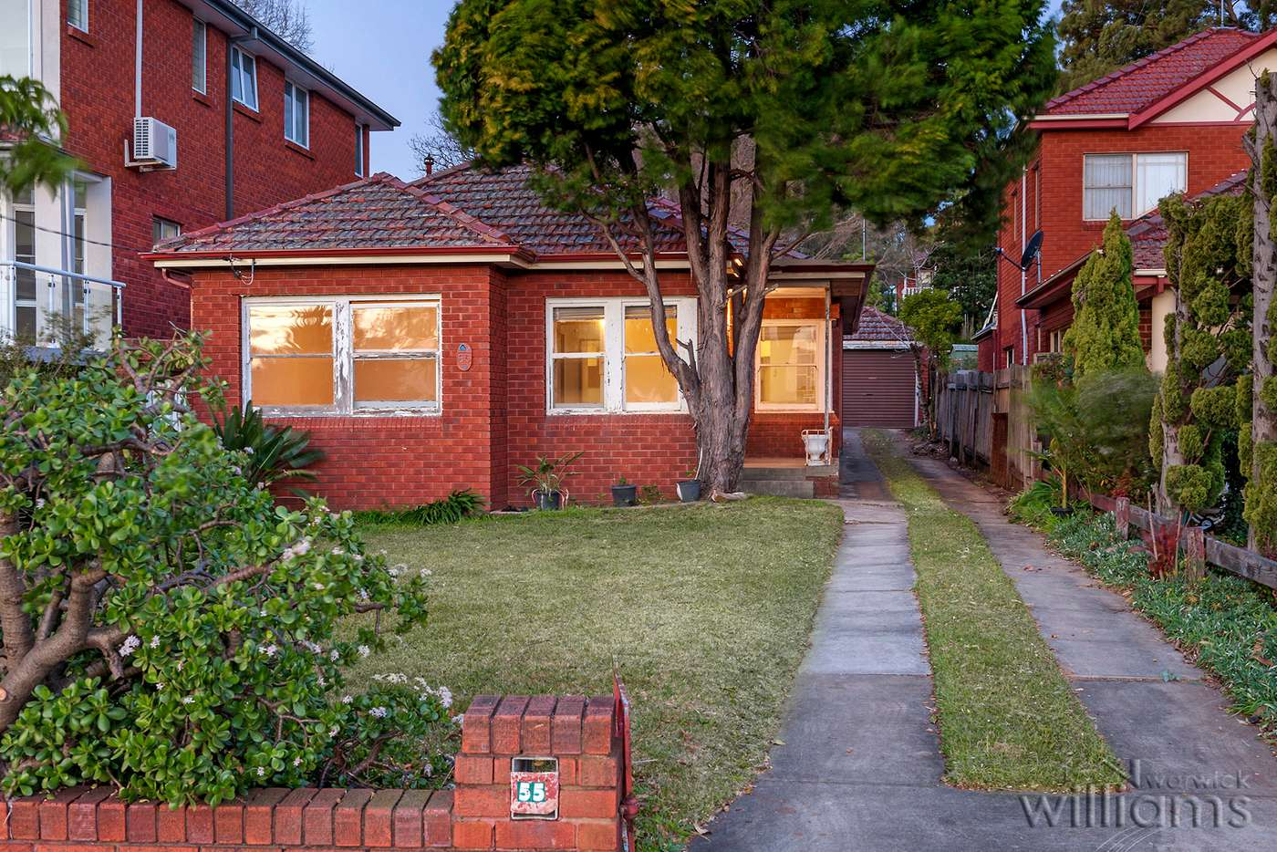 Fifth view of Homely house listing, 55 Wymston Parade, Abbotsford NSW 2046