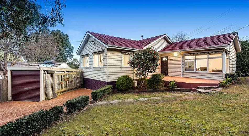 50 Eastfield Road, Croydon South VIC 3136