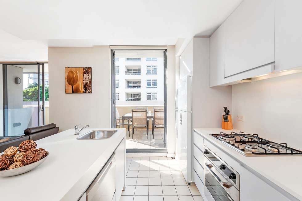 Third view of Homely apartment listing, 311/45 Shelley Street, Sydney NSW 2000