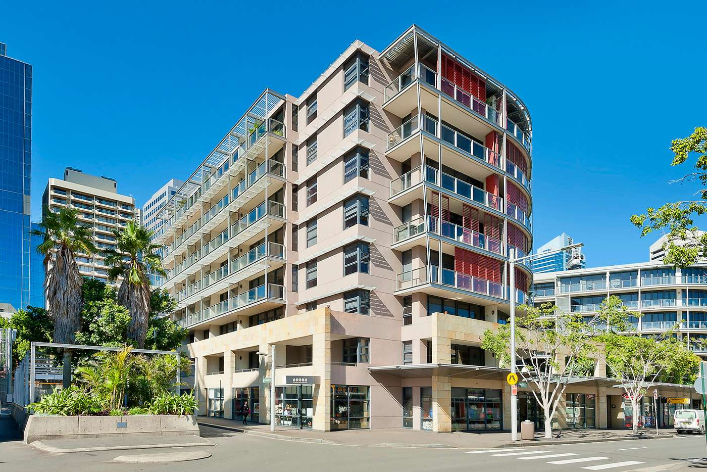 Sixth view of Homely apartment listing, 311/45 Shelley Street, Sydney NSW 2000