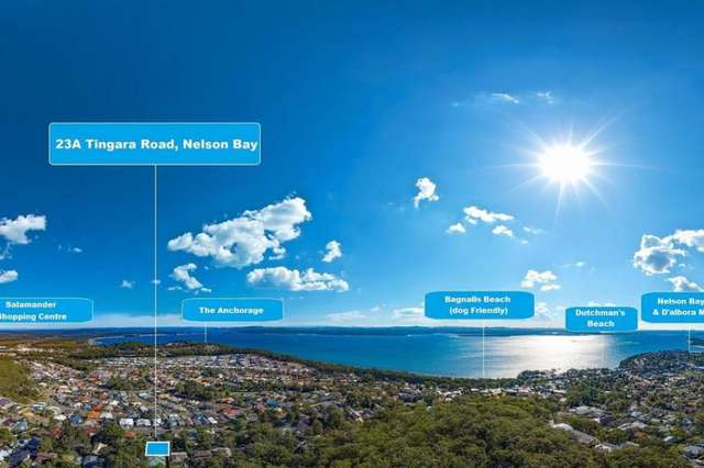 23A Tingara Road, Nelson Bay NSW 2315