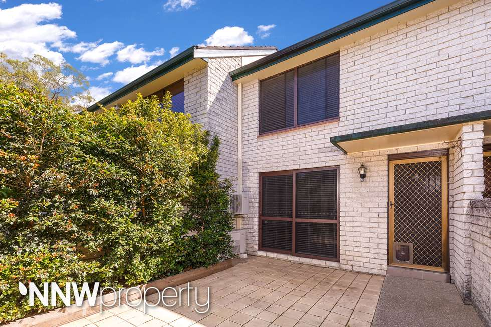 Fourth view of Homely townhouse listing, 9/19 Taranto Road, Marsfield NSW 2122
