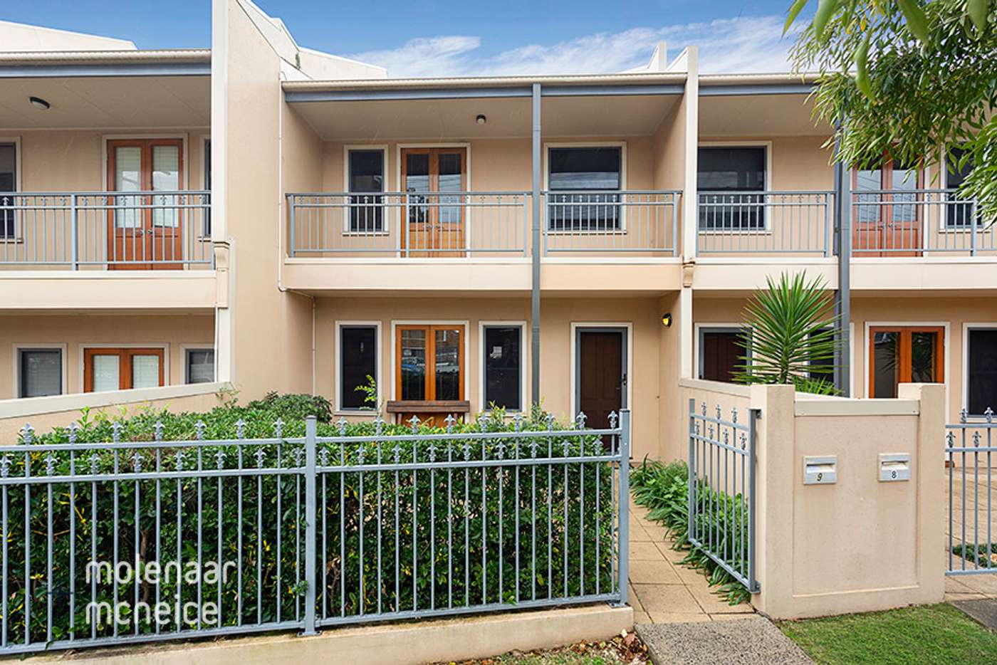 Main view of Homely townhouse listing, 9/24 Fisher Street, West Wollongong NSW 2500