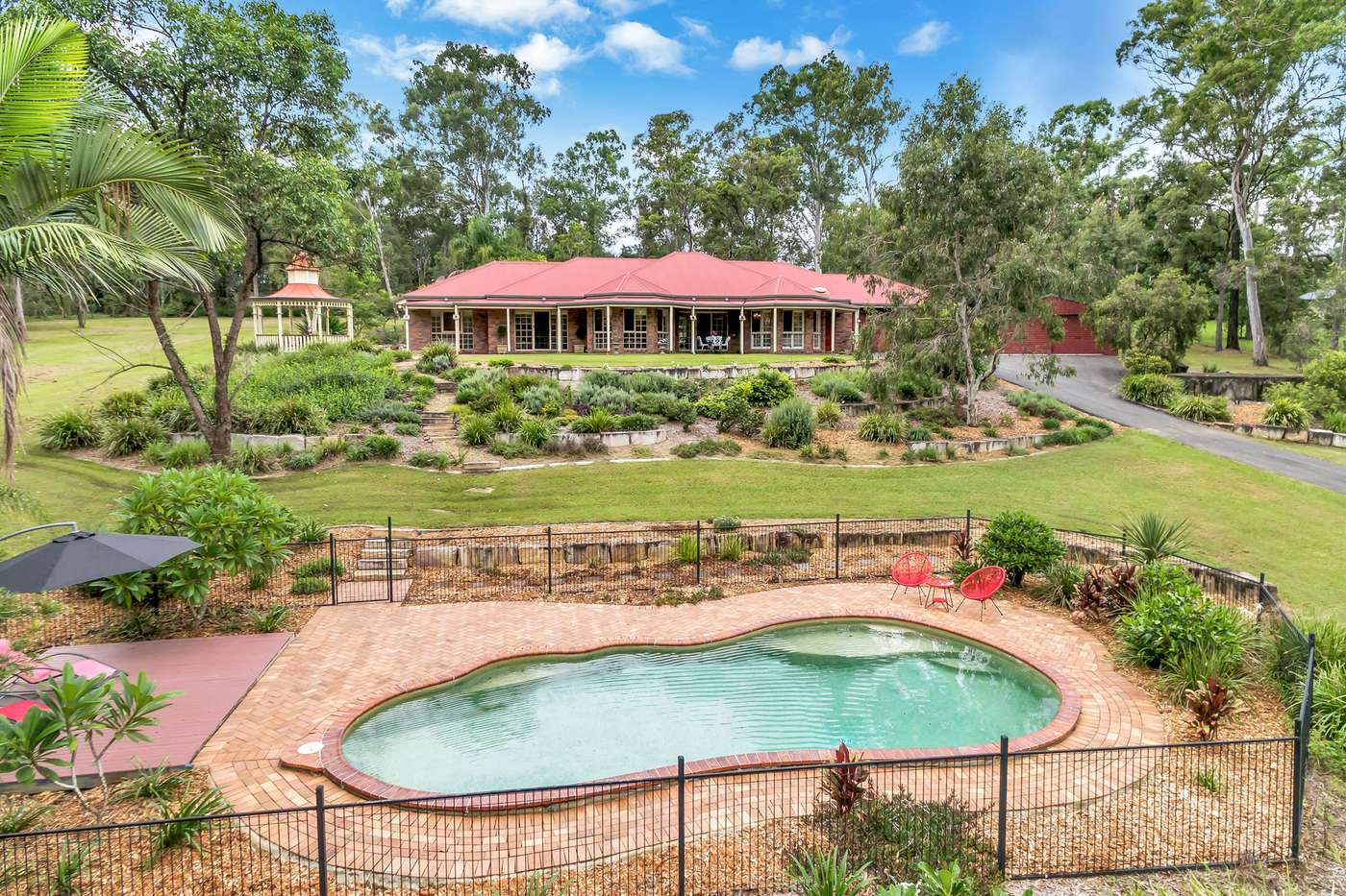 Main view of Homely house listing, 19 Victor Russell Drive, Samford Valley, QLD 4520