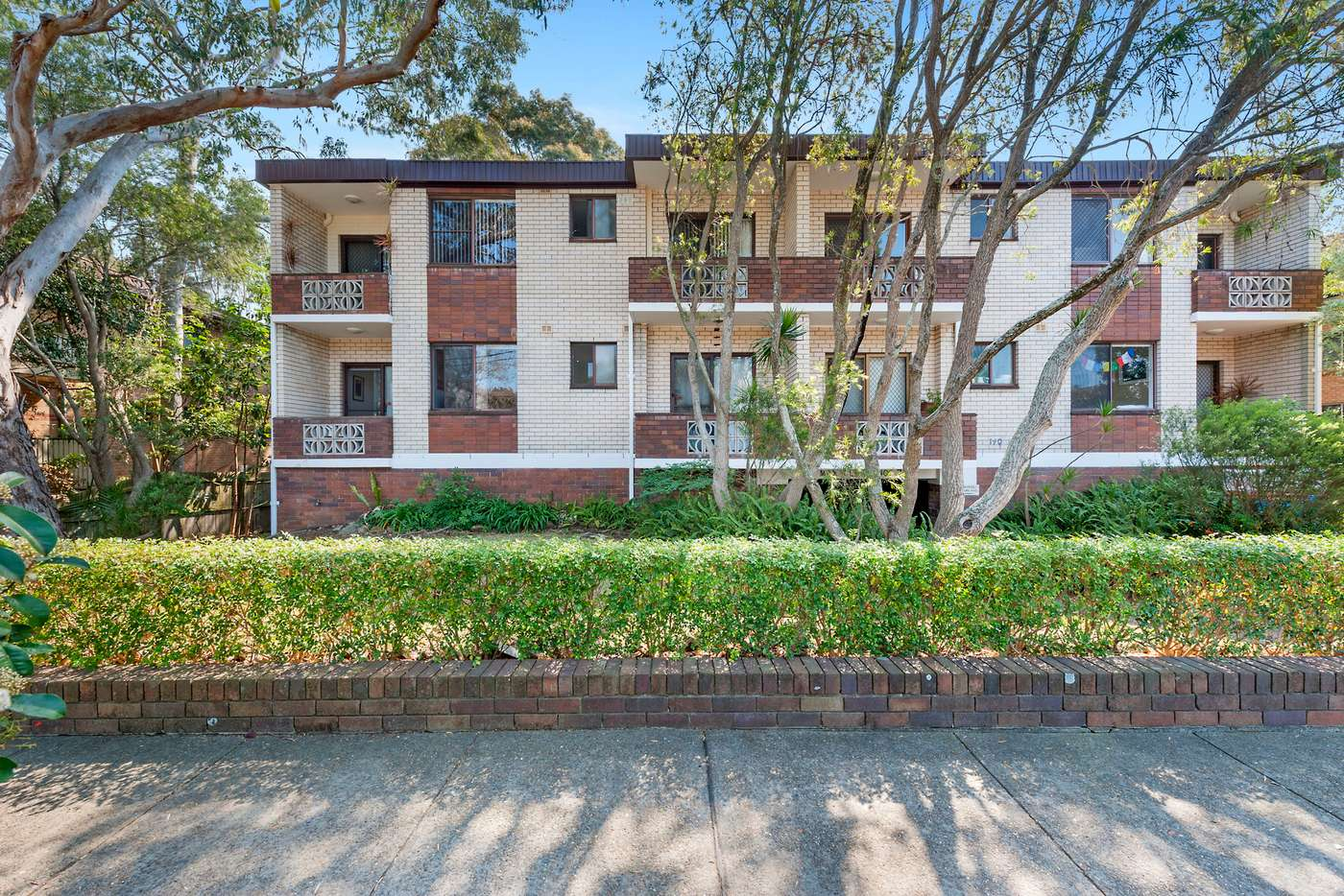 Fifth view of Homely apartment listing, 8/140 Hampden Road, Abbotsford NSW 2046