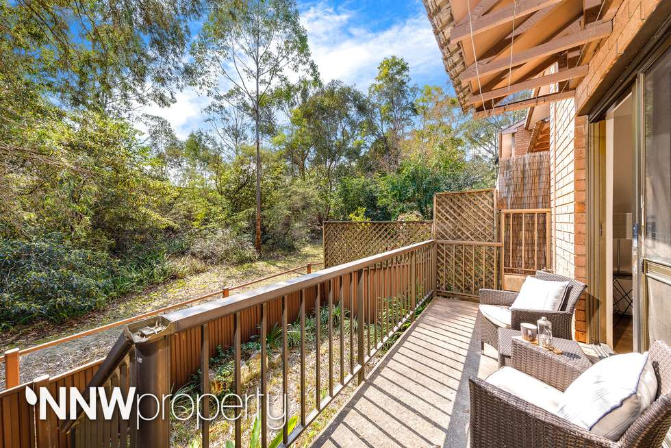 Second view of Homely townhouse listing, 2/150 Crimea Road, Marsfield NSW 2122
