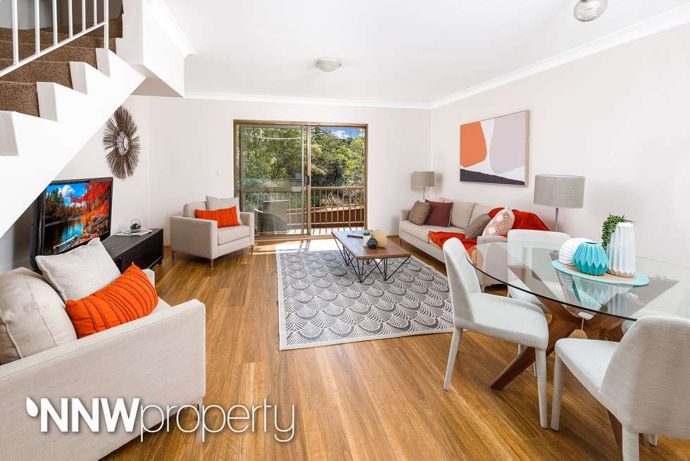 Third view of Homely townhouse listing, 2/150 Crimea Road, Marsfield NSW 2122