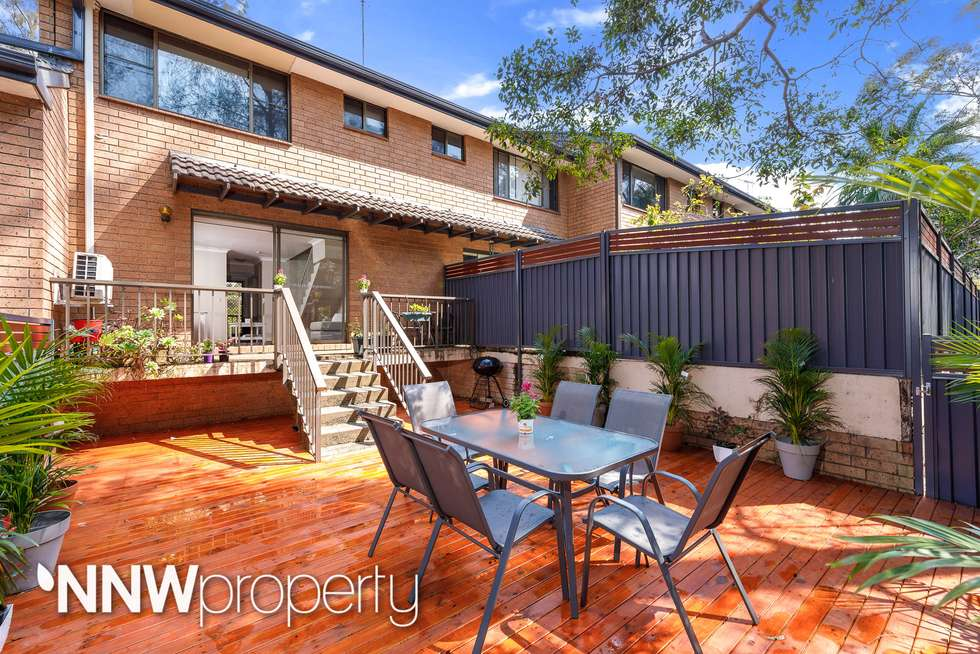 Third view of Homely townhouse listing, 7/140 Crimea Road, Marsfield NSW 2122