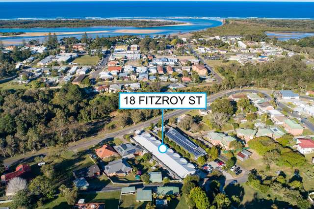 1-8/18 Fitzroy Street, Urunga NSW 2455