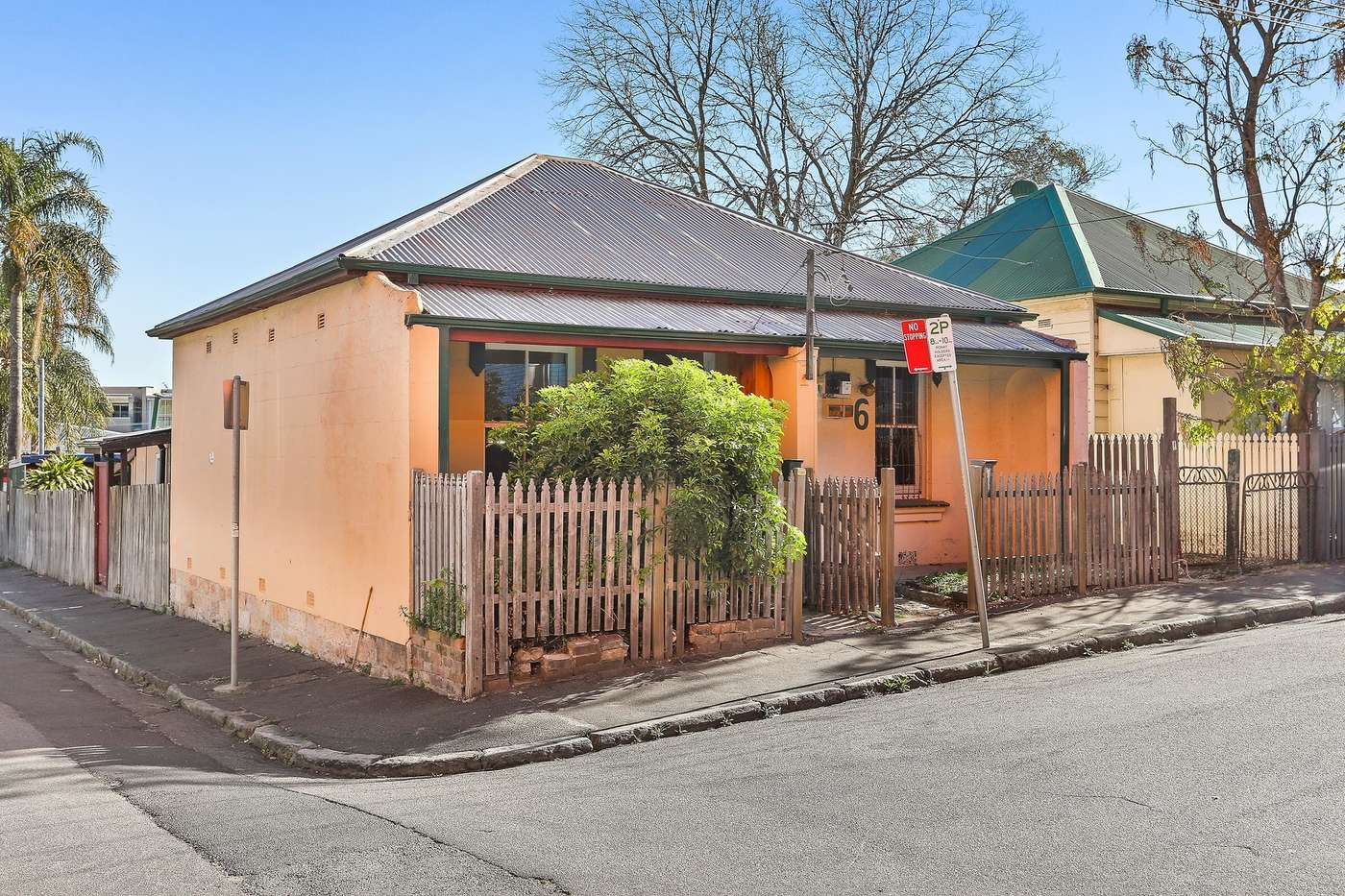 Main view of Homely semidetached listing, 4-6 Crystal Street, Rozelle, NSW 2039