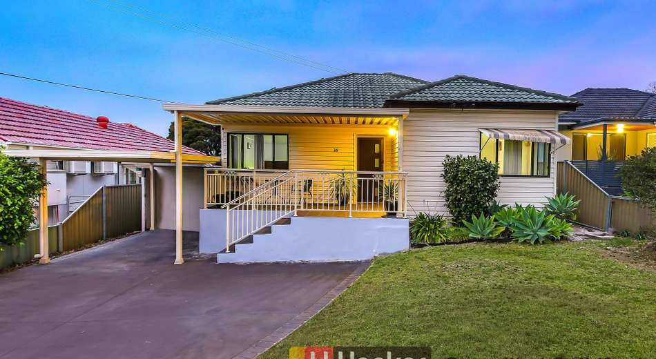 39 Campbell Hill Road, Guildford NSW 2161
